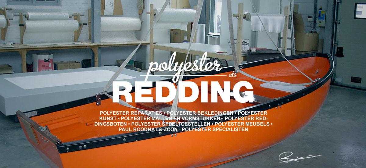 polyester-reddingboot