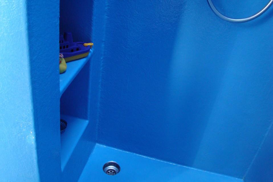 Polyester Badkamer Muur : Polyester toepassingen voor het interieur paul roodnat & zoon
