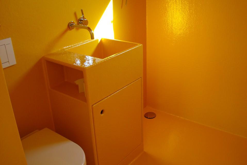 polyester toepassingen voor het interieur | paul roodnat & zoon, Badkamer